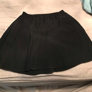 Adult Small Black Skirt